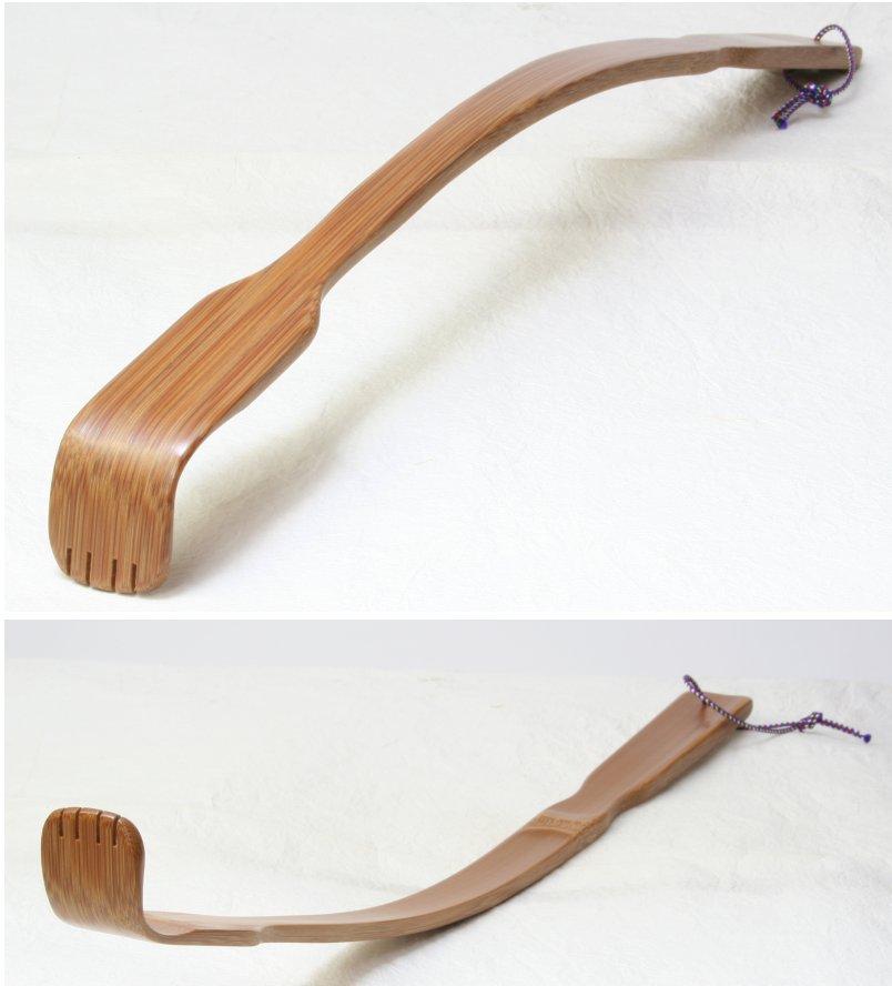 画像2: 竹製「強力・孫の手」推奨品 「孫」の手のように優しい