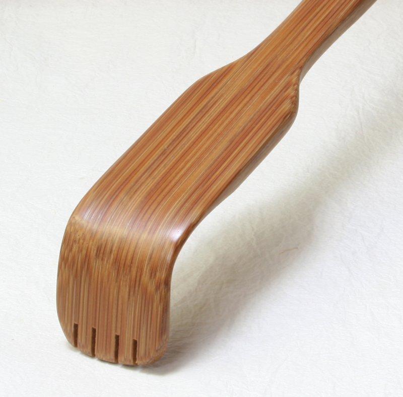 画像5: 竹製「強力・孫の手」推奨品 「孫」の手のように優しい