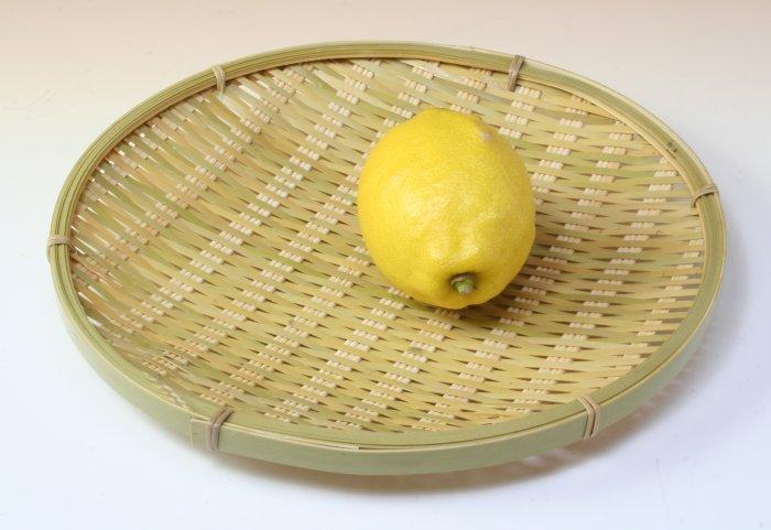 画像2: 「青竹丸盛皿23cm」 楽しい食卓に