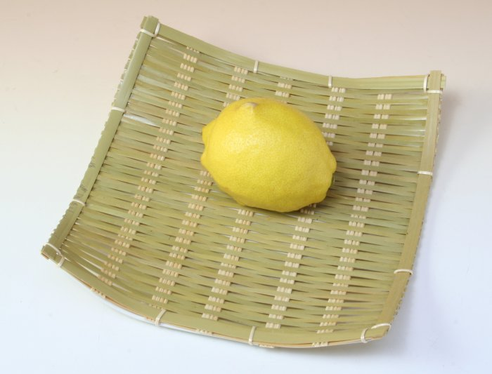 画像1: 「青竹四海波盛皿19cm」 20-095楽しい食卓に