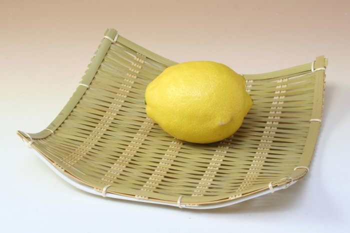 画像2: 「青竹四海波盛皿19cm」 20-095楽しい食卓に